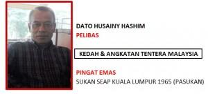 Dato Husainy Hashim