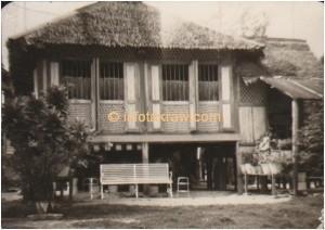 Kediaman Hamid Mydin di No. 132H Kg Rawa, Jalan Patani, Pulau Pinang