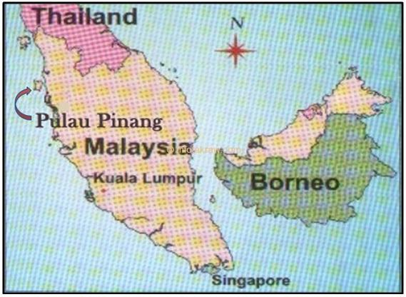 Pulau Pinang Pulau Mutiara
