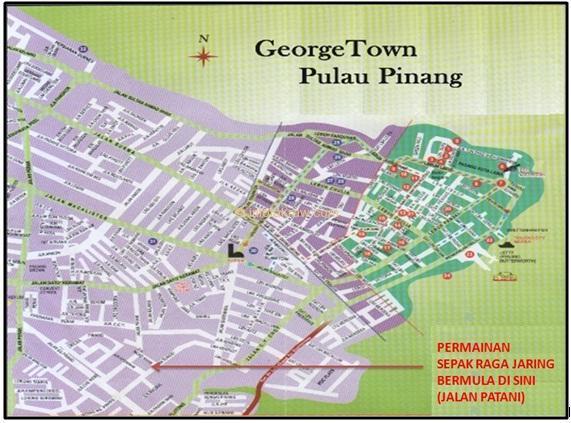Georgetown, Pu, voljär Penang