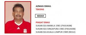 Azman Ismail