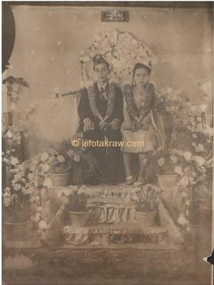 Hamid Mydin second married in 1949