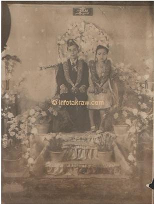 हामिद Mydin दूसरा 1949 में शादी कर ली