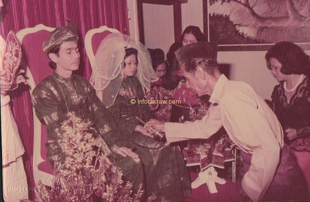 Hamid Mydin receive in-law no 125 Horse Hill Road, Klang, Selangor on June 5, 1977