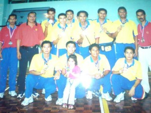 COATING TEAM MSIA 2003