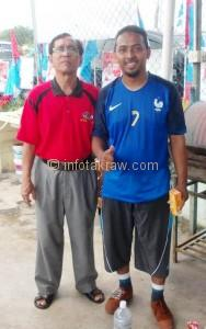 Mohd Tarmizi Badalishah